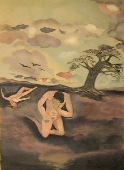 Image 10. Portfolio: Le Troisième Oeil (The Third Eye) by Marcel Marceau
