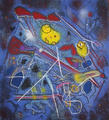Redness of Blue by Roberto Matta