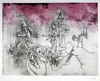 Judgment 2 (Judgments Portfolio) by Roberto Matta