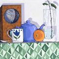 Shelf IV (A) by Luis Yngüanzo