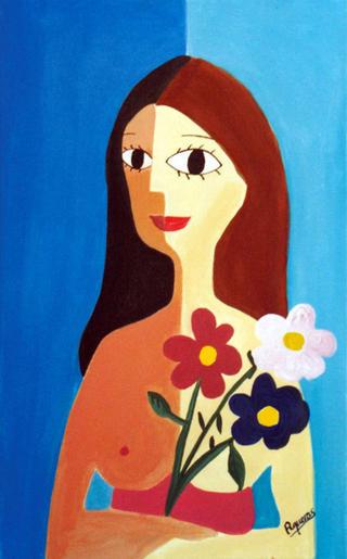 Maria Souillé by Carmen Piqueras Soria