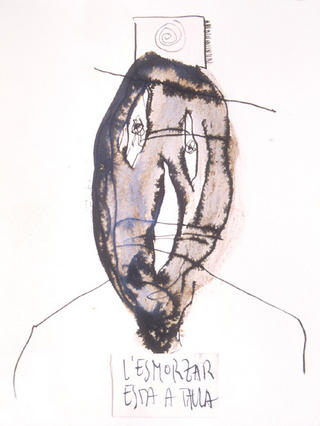 Faces 37 by Jordi Mollá