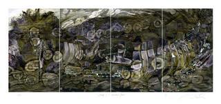 Maritime Series, Study I by Alexander Sutulov