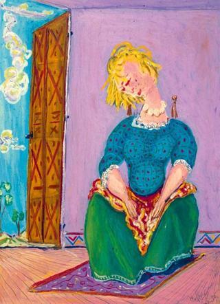 Mother by Juan Dalmau Gallarza