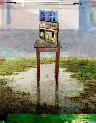 Hallig by Mike Moran