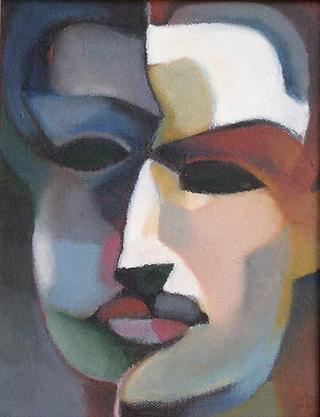 Two Series 3 by Ernesto Maguiña Gómez