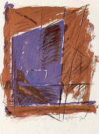 Barcelona '84 by Albert Rafols Casamada