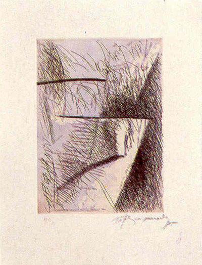 Estrats 1 (from the Estrats Series) by Albert Rafols Casamada