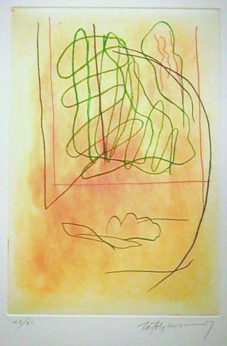 Bonnard, Ataronjat (from the Policromia Series) by Albert Rafols Casamada