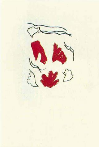 Matisse's Carmine by Albert Rafols Casamada