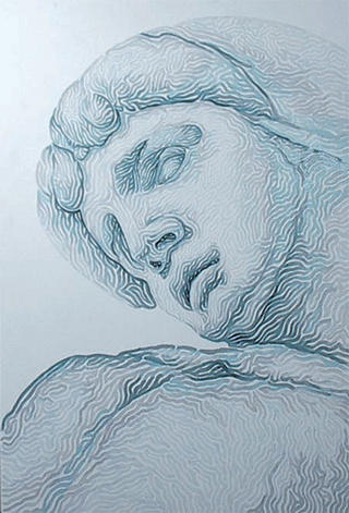 Aurora Blue by Jon Stanicek