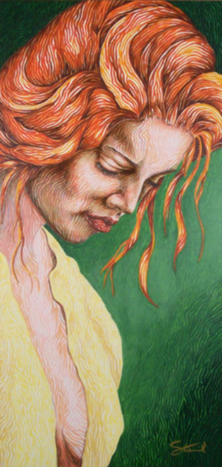 Sarah by Jon Stanicek