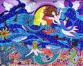 Marine Fauna by Blanca Sagastizabal