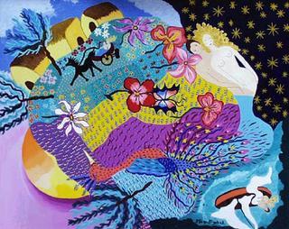 Dream's Paradise by Blanca Sagastizabal