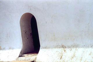 Mission Door, California by Anya Bartels-Suermondt