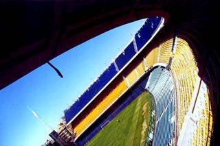 Stadium Bombonera, Buenos Aires by Anya Bartels-Suermondt