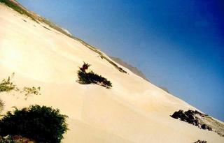 Desert & Sky, Africa by Anya Bartels-Suermondt