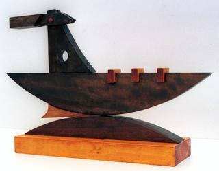 Boat by Artur Jiménez