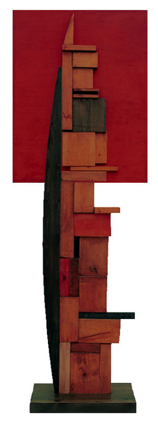 Point of View (Composed of two pieces; wall and floor) by Artur Jiménez
