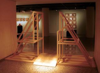 Paral-lel, 2001 by Artur Jiménez