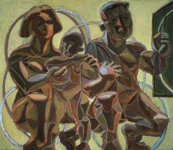 La Familia by Peter Xiao