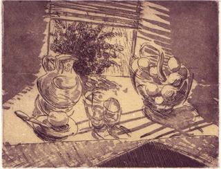 The Window by Carmen García Velasco