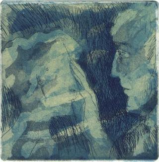 Spring Couple IV by Carmen García Velasco
