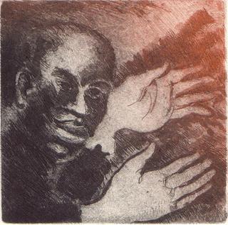 The One that Does Shadows by Carmen García Velasco