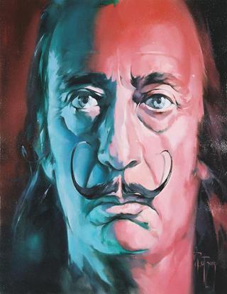 Dalí by Alexandr Zoteev