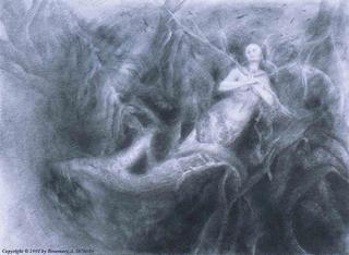 Siren Series 9 by Rosemary DiNardo