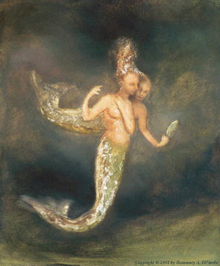 Siren Series 14 by Rosemary DiNardo