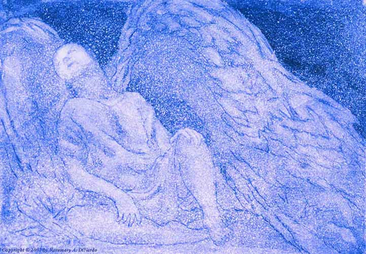 Languid Angel by Rosemary DiNardo