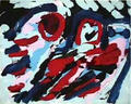 Untitled 08 by Karel Appel