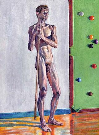 My Cue by Evan Oberholster