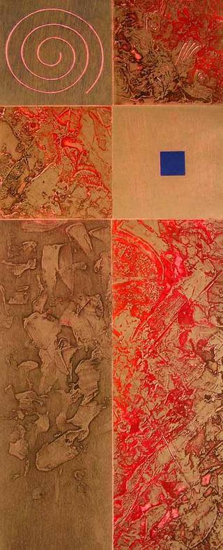 Baroque Minimalism II by Fernando Verdugo