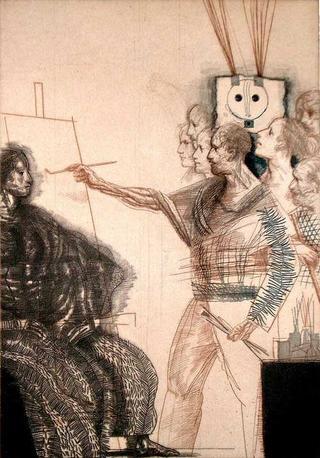 Geste D'Atelier by Miguel Condé