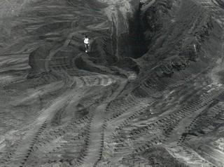 Volcano by Ramón Sans