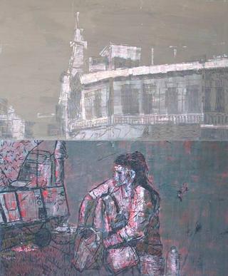 Conflict 2 by Kritsana Chaikitwattana