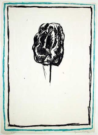 Untitled by Joan Hernández Pijuan