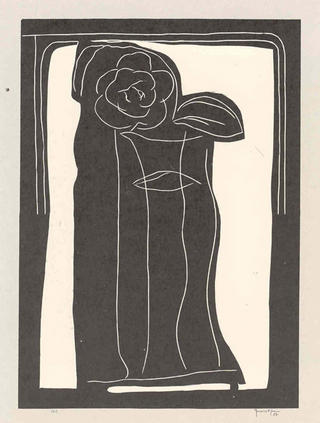 Gerro amb Flors by Joan Hernández Pijuan
