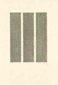 Untitled 13 (P Series) by Joan Hernández Pijuan