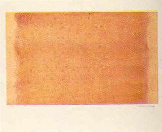 Untitled 16 (P Series) by Joan Hernández Pijuan