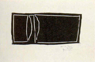 Linoleum I by Joan Hernández Pijuan