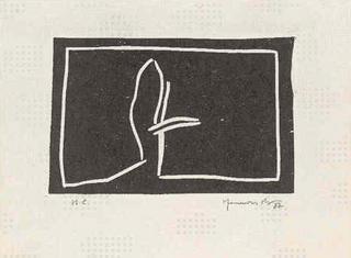 Paisatge II by Joan Hernández Pijuan