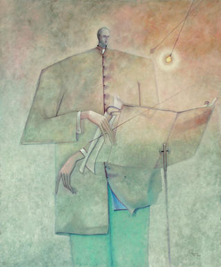 The Conductor by Torres Gomes