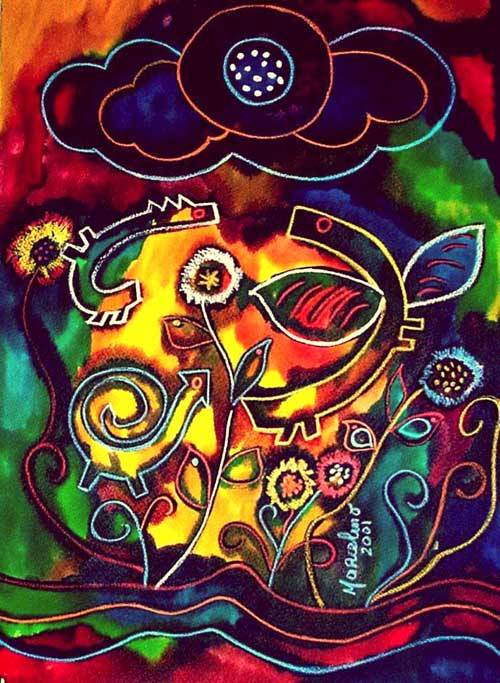 Untitled by Marcelino González