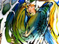 Earth Angel by Shirley Dickie