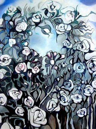 Irma's Roses by Shirley Dickie