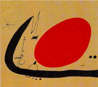 Ma de Proverbis by Joan Miró