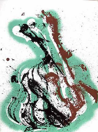 Symphony Pastorale by Arman